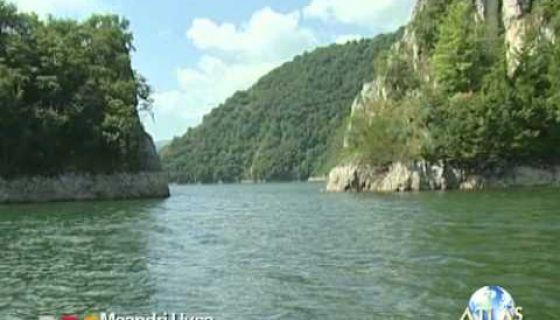 Altas - Upoznaj Srbiju - Meandri Uvca