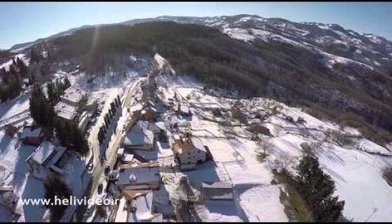 Javor i Uvac (snimak iz vazduha)