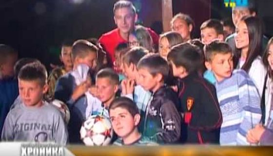"""TV Priboj - Kako je Nova Varoš docekala svog ,,orlića"""" Ivana Saponjića"""