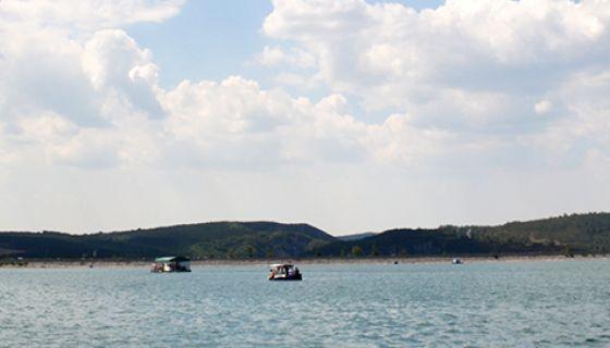 """Zlatarsko jezero - """"Atlantida"""" zapadne Srbije"""