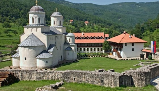 Манастир Милешева