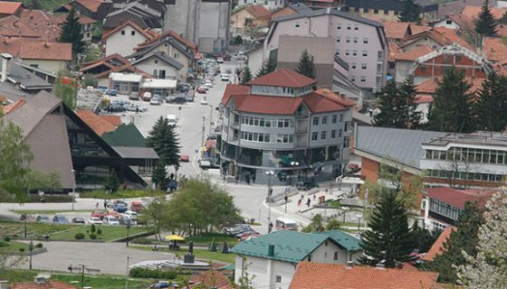 Panorama Nove Varoši