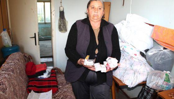 Sudbina - samoća, smrzavanje, nerazumevanje – Dušanka Vuković u tesnom sobičku