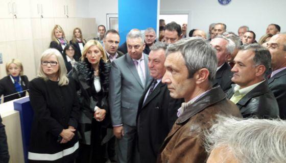 Отварање експозитуре Поштанске штедионице у Новој Вароши