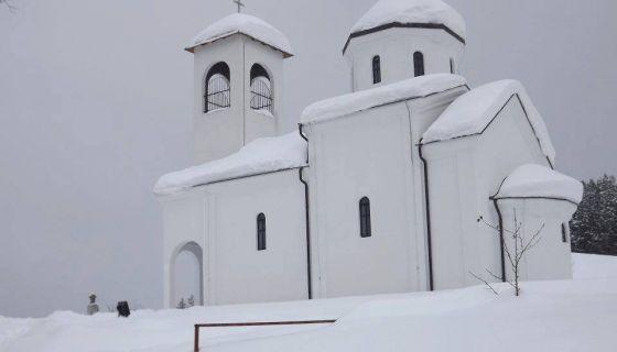 Храм Преображења Господњег у Радоињи