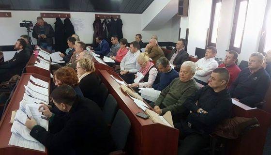 Nova Varoš: Sednica lokalnog parlamenta