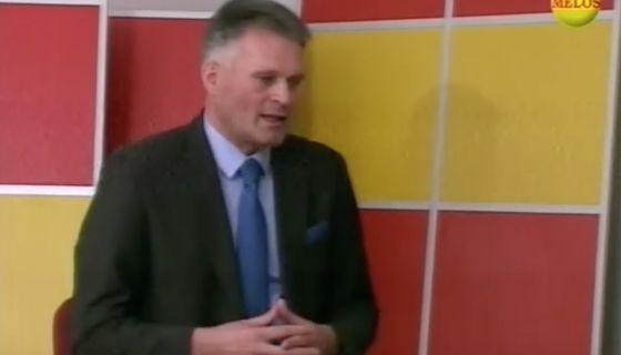 Radosav Rade Vasiljevic, predsednik opštine Nova Varoš