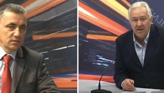 Зоран Шапоњић и Гвозден Николић