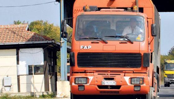 ФАП камион