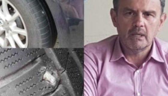 Поново оштећен аутомобил председника СО Нова Варош