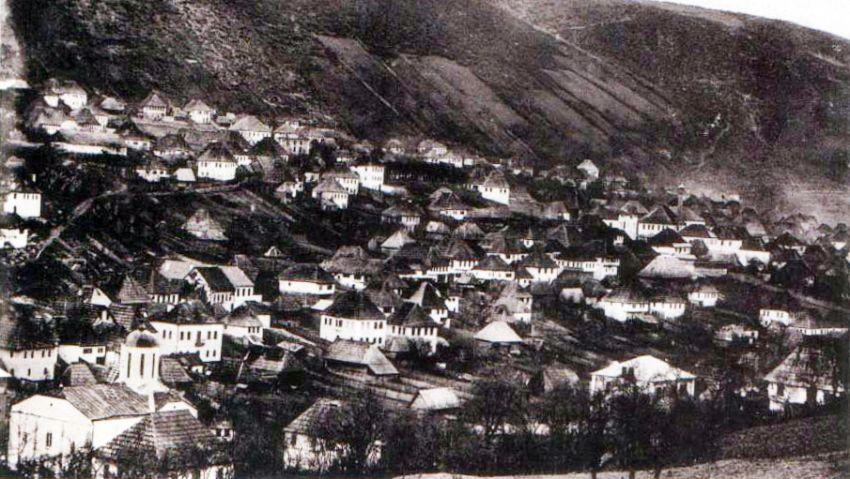Нова Варош 30-их година прошлог века