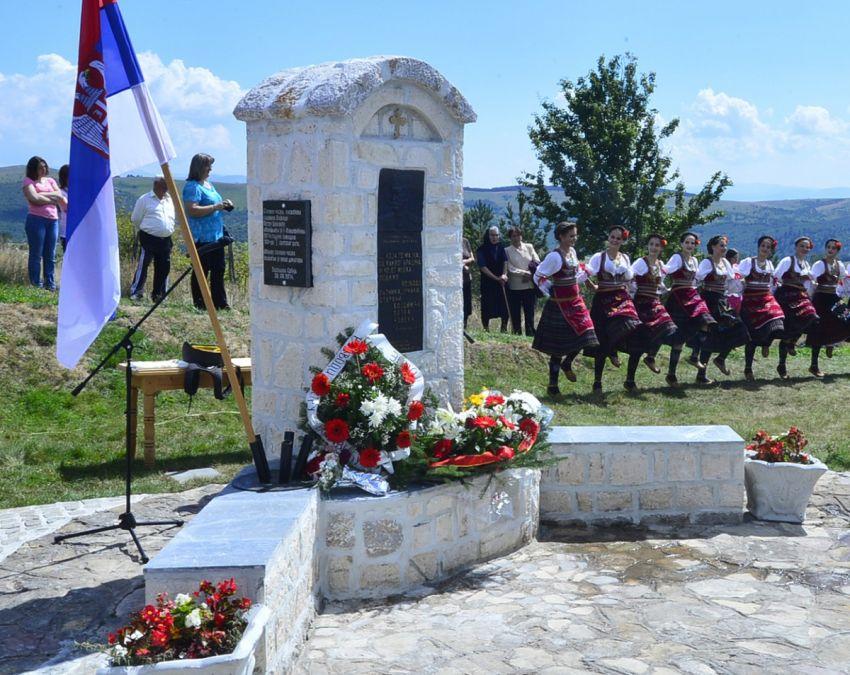 Задужио завичај и Србију - спомен-чесма војводи Петру Бојовићу у Мишевићима