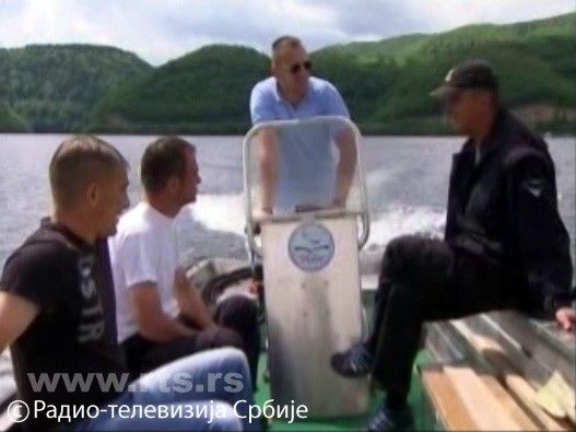 Spasioci iz Uvca u Obrenovcu
