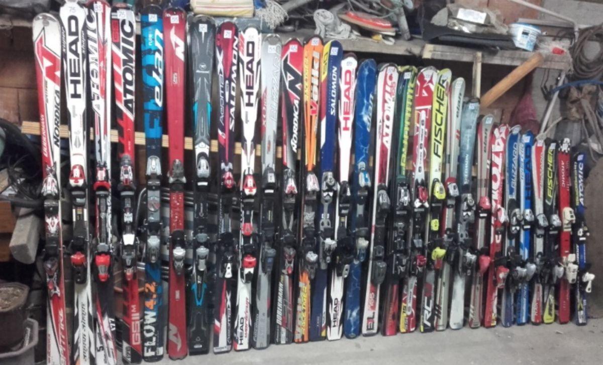 Iznajmljivanje i prodaja skija