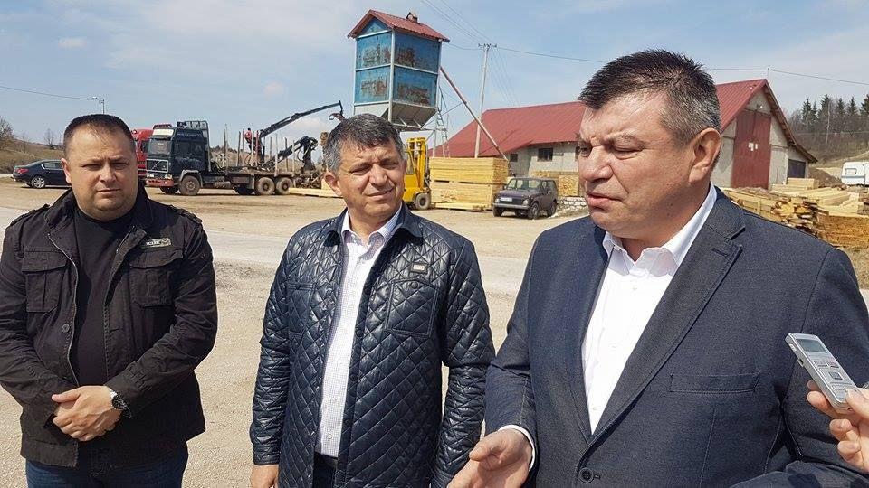 Бранко Бјелић, Димитрије Паунивић и Милорад Грчић