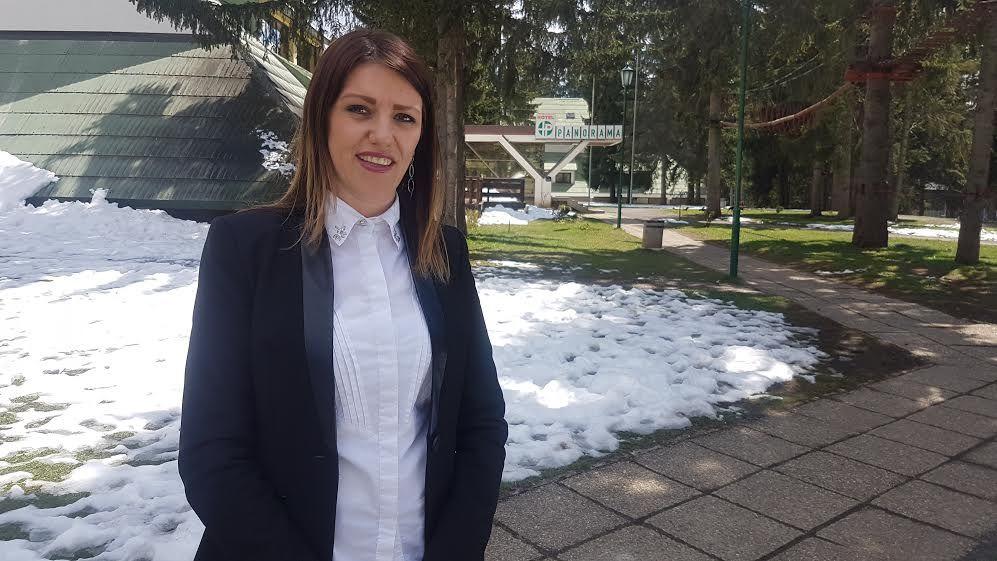 Direktorka TSC Zlatar -  Rosa  Jakovljević