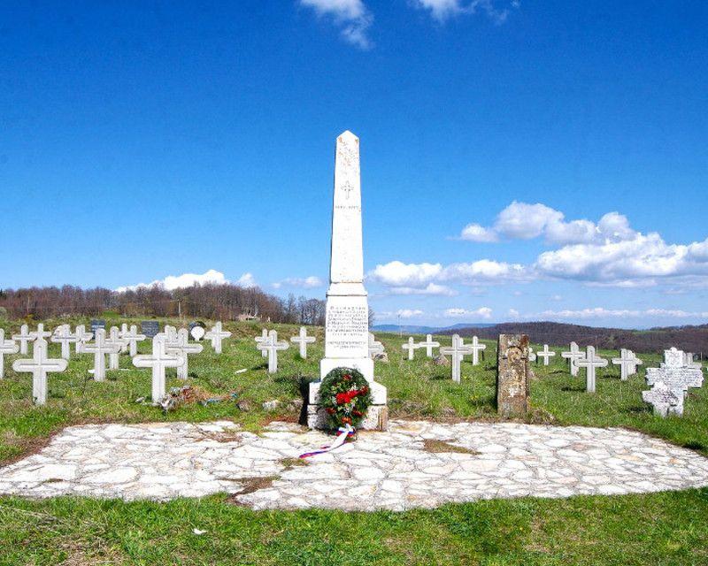 Спомен гробље на Јавору, фото: wikimedia.org