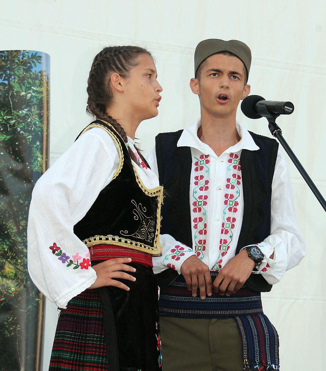 Сестра и брат Сара и Страхиња Цвијетић из Прибојске Бање - најбољи дечји дует
