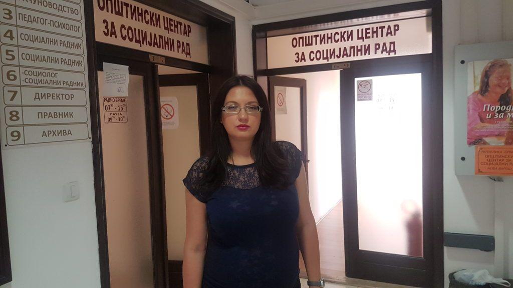 Јелена Лековић директорка Центра за социјани рад