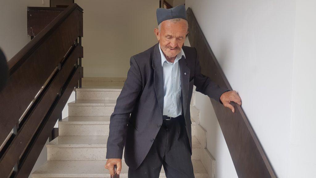 Милисав Кузељевић (82) из Негбине