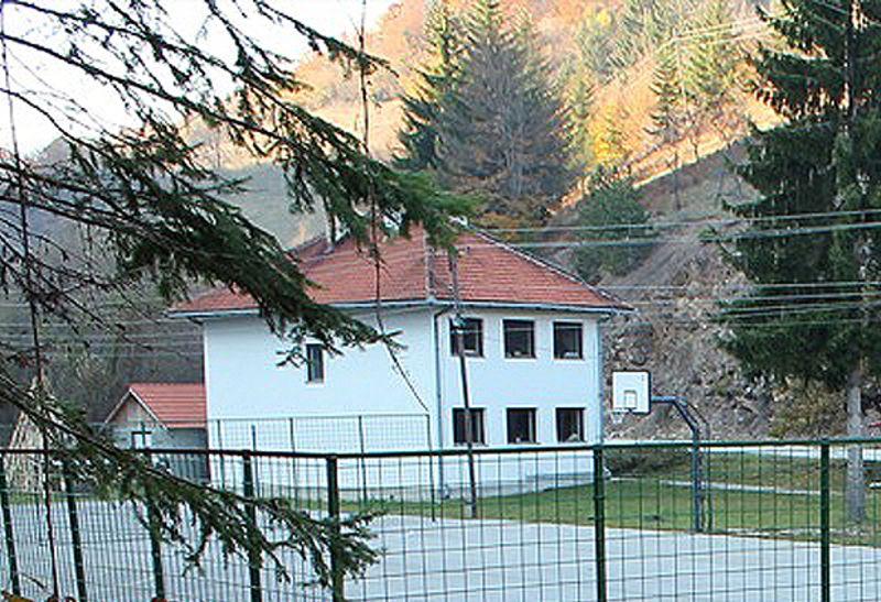 Школа у Горњој Белој  Реци