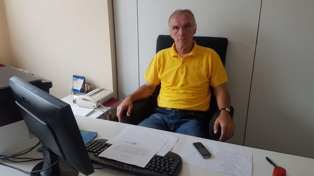 Радивоје Бујишић нацелник Општинског штаба за ванредне ситуације,