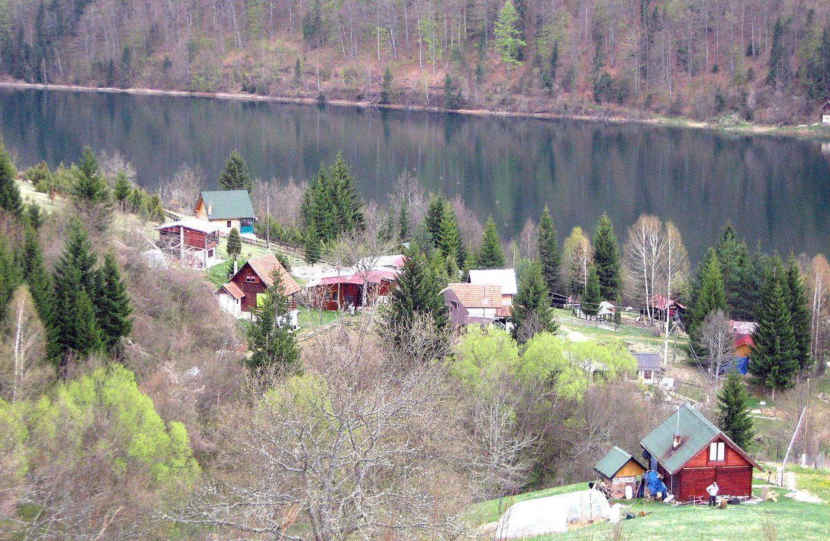 Oаза одмора – Ужички залив на Златарском језеру