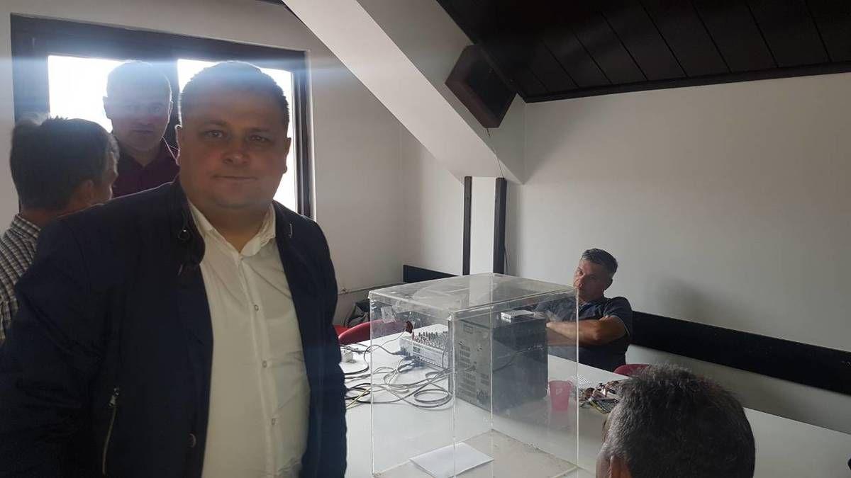 Бранко Бјелић , новопостављени  заменик председника  општине Нова Варош