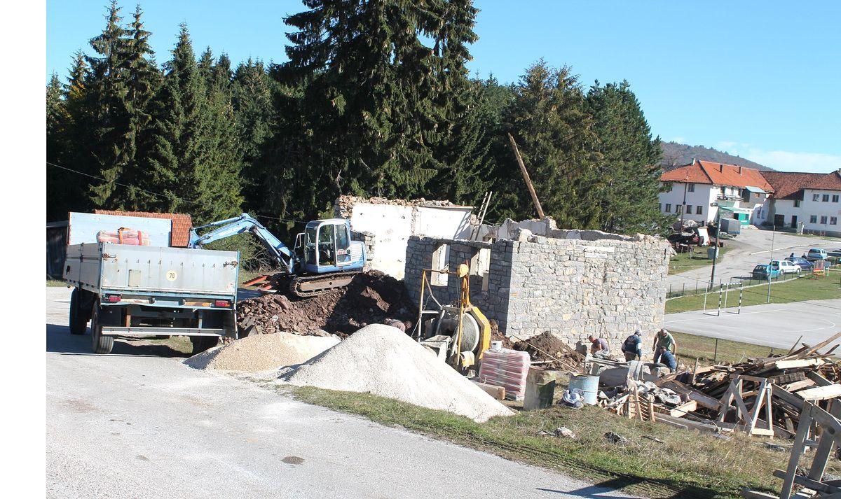 Михољско лето за почетак изградње Ловачког дома