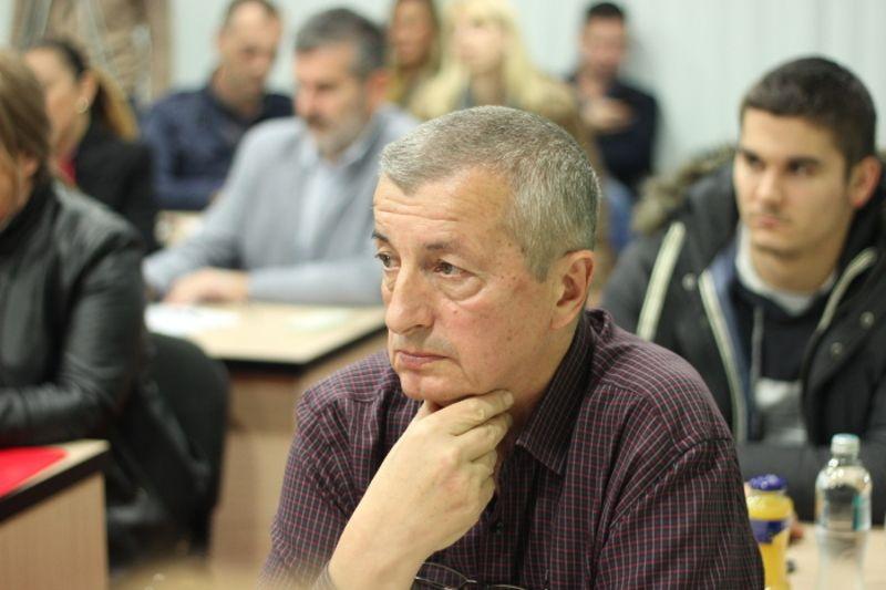 Мирослав Вукосављевић, Покрет социјалиста из Чачка, фото: Глас западне Србије
