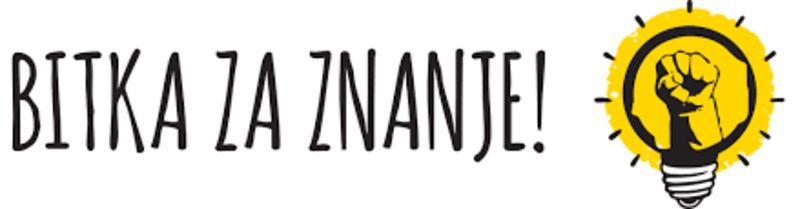 Bitka za znanje - logo