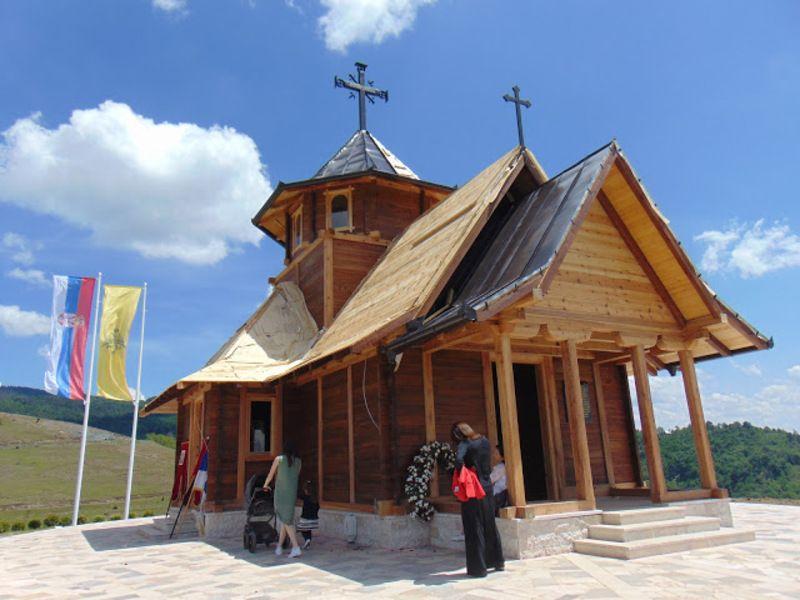 Crkva u Draglici