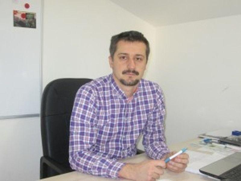 Директор Еко аграра Владимир Бојовић