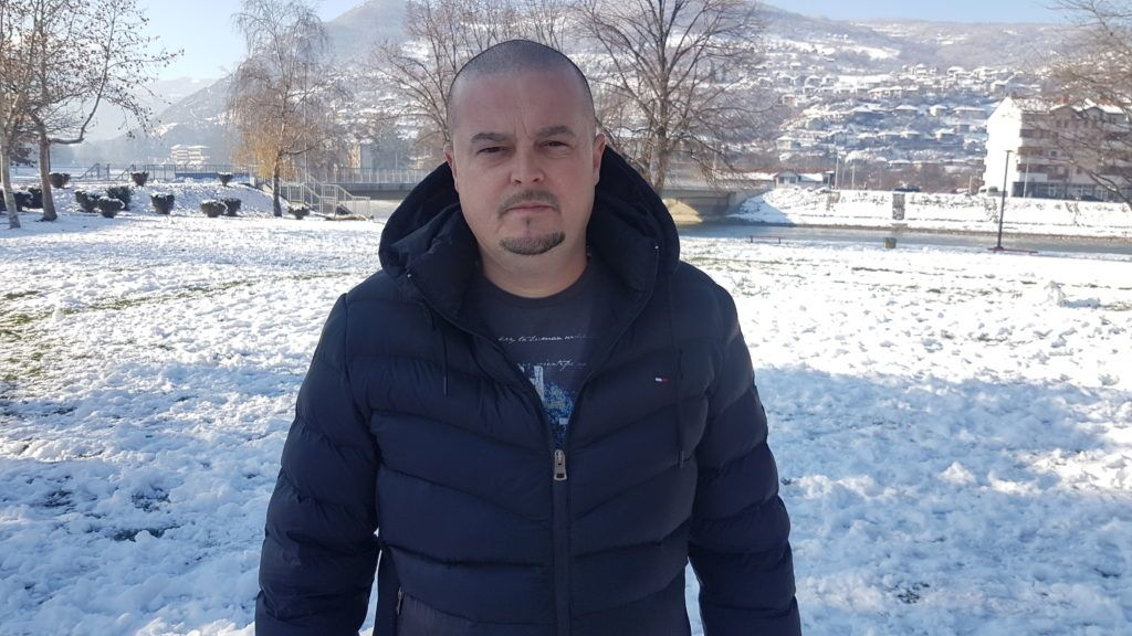 Председник Управног одбора удружења пољопривредних произвођача Лимска долина Бобан Пурић