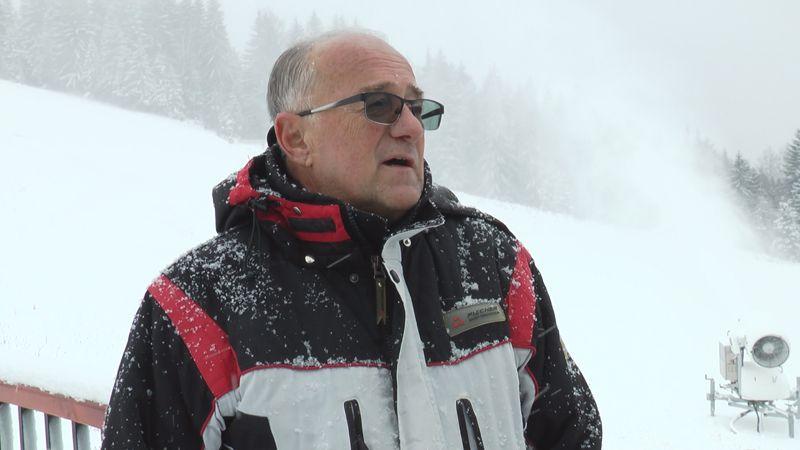 Шеф скијалишта на Златару Салих Туркмановић, фото: Глас западне Србије