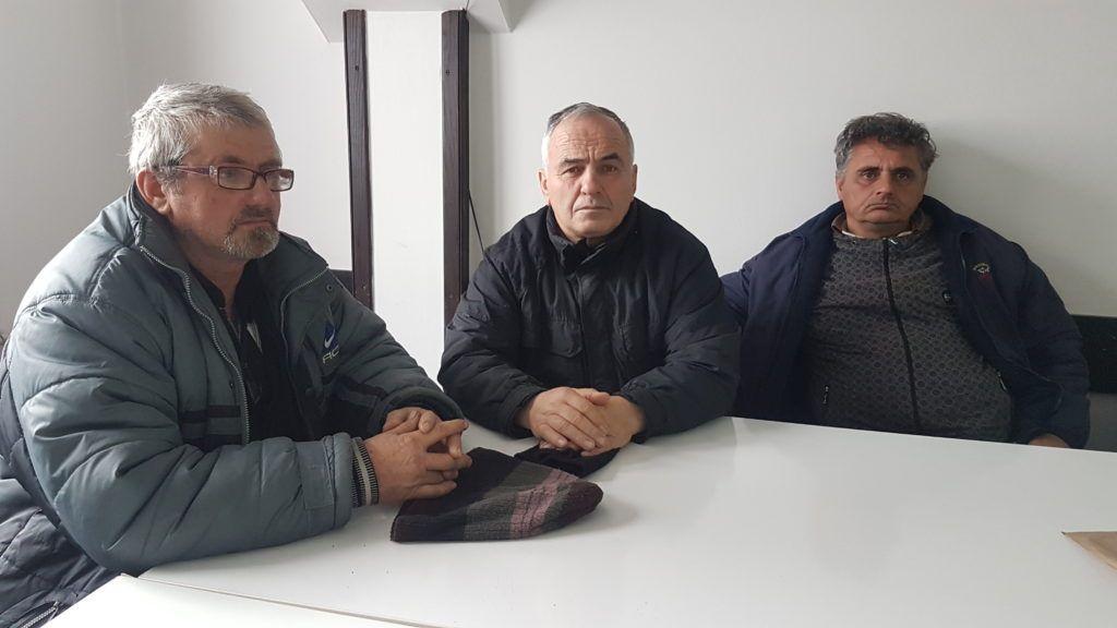 Штрајкачки одбор предузећа Слога А.Д. Обућина, Лечић и Мандић