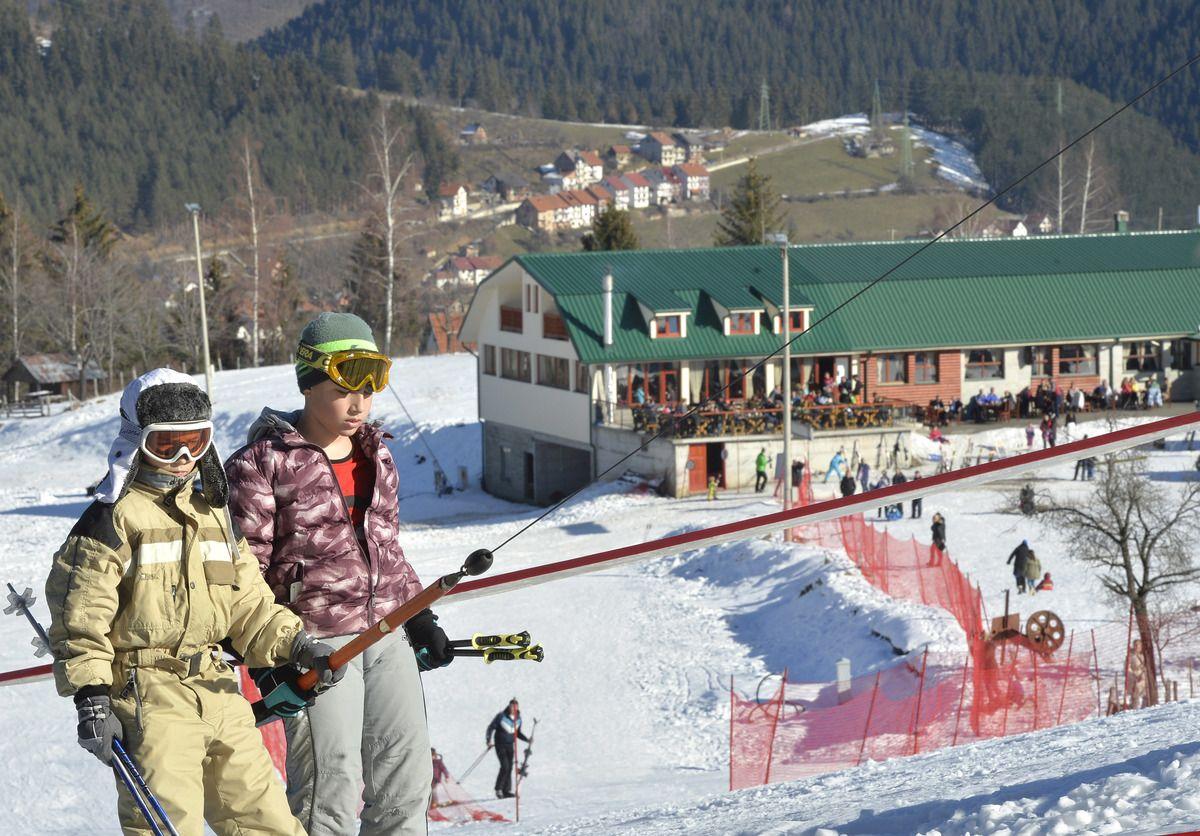 Skijanje na plus 10 stepeni