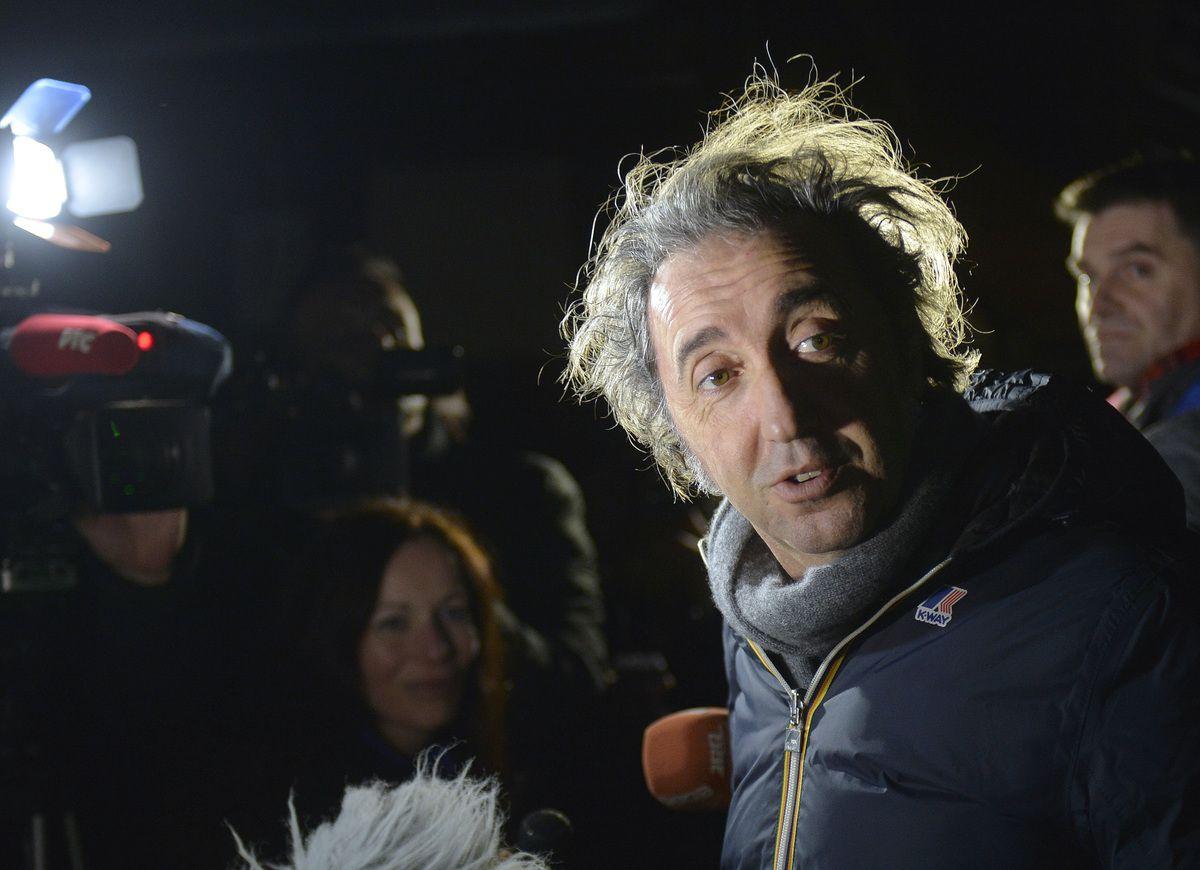 Паоло Сорентино на отварању Кустендорфа