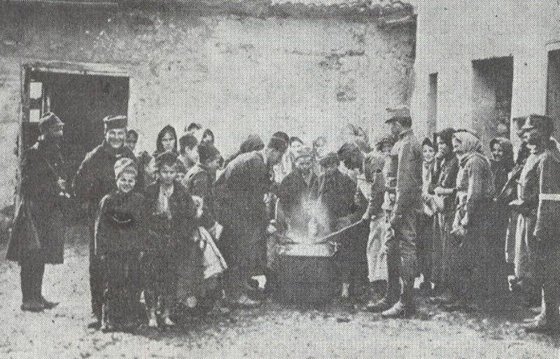 Сиротиња на казану – 1916. године у Чајетини - Нововарошки крај у Великом рату