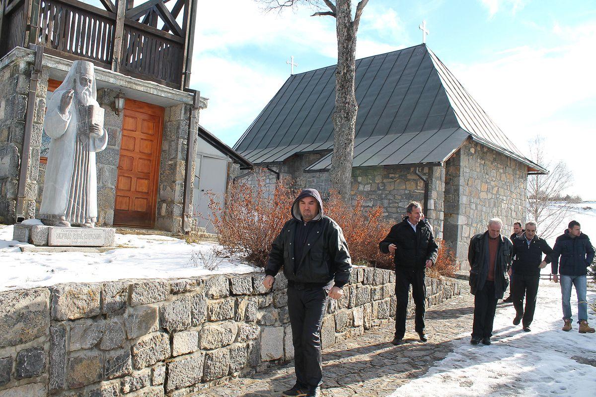 Манастир Дубница,  духовно средиште Старог Влаха   (Фото: Д. Гагричић)