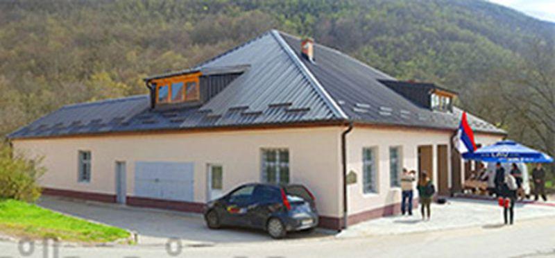 Ново рухо - некадашњи задружни дом у Кратову