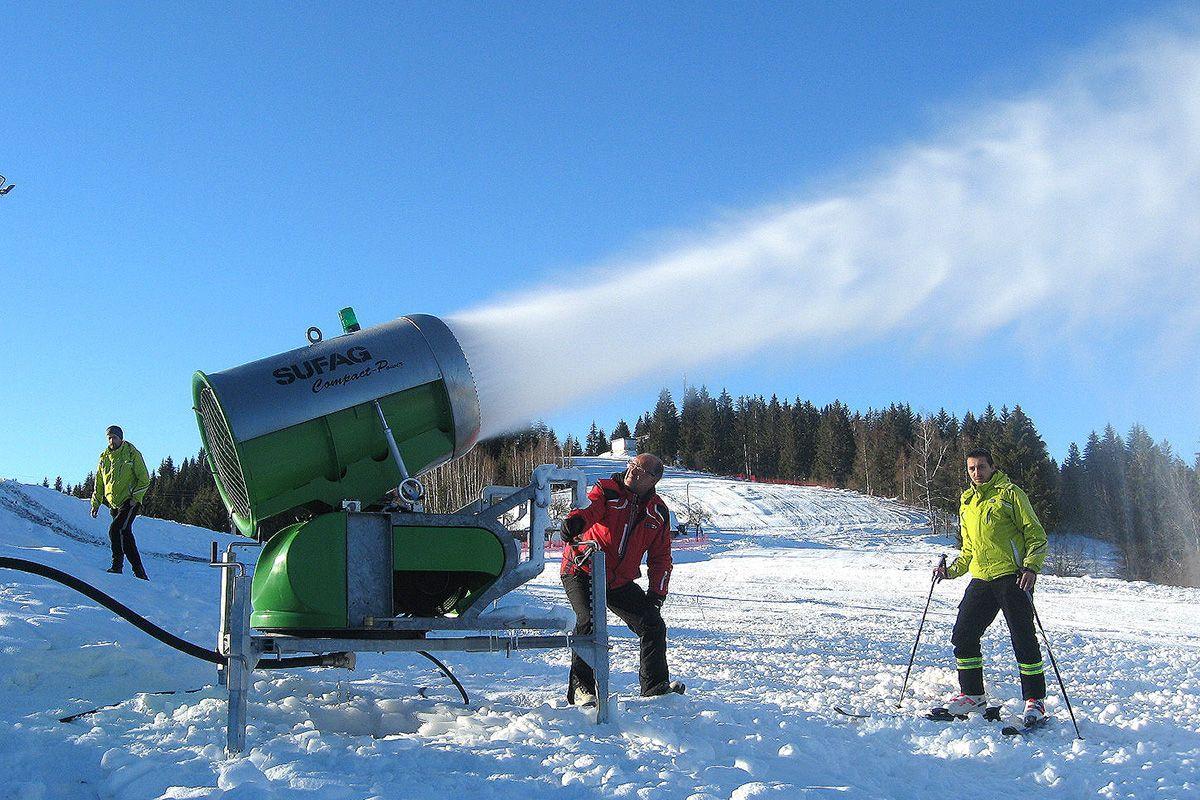 Topovi na ski stazi