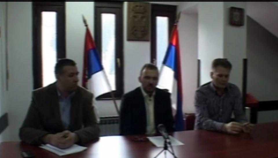 "Konferencija za novinare opozicionih stranaka povodom RH centra ""Zlatar"""
