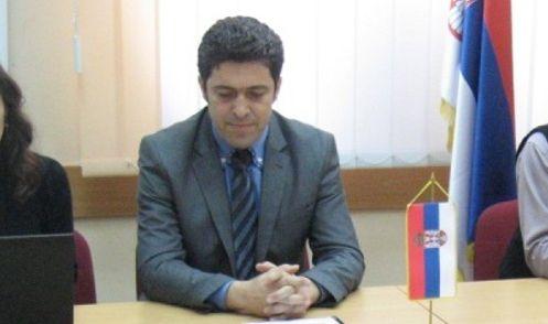 Direktor filijale NSZ u Prijepolju