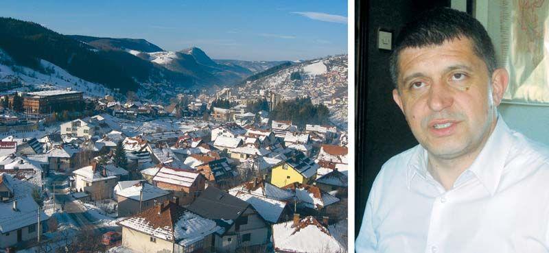 Dimitrije Paunovic Panorama Nove Varosi