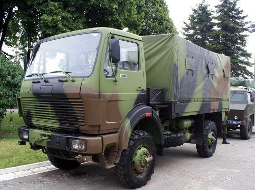 FAP vojni kamion