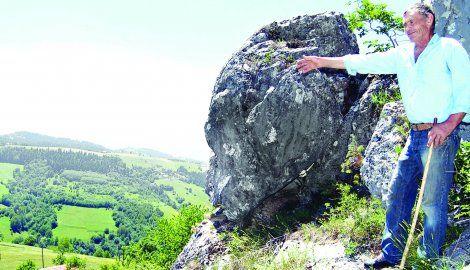 Kamena kugla preti da sravni selo kod Nove Varoši