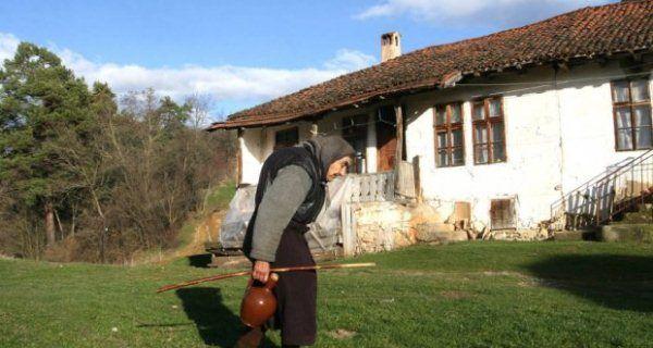 Starica na selu