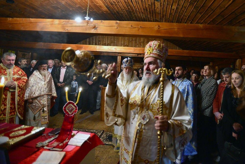 Obnova crkve brvnare Radijevići