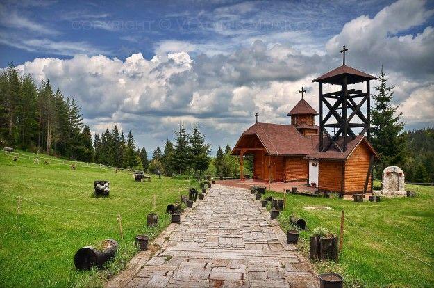 Crkva na Vodenoj poljani